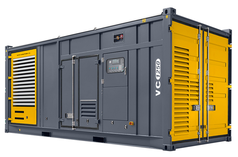 Diesel Generator Super Silent Soundproof