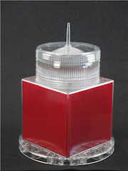 RED L-810 Solar Obstruction Light