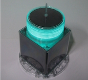 Green Solar Obstruction Light - ICAO