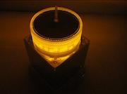 Yellow Solar Obstruction Light - Warning Lights