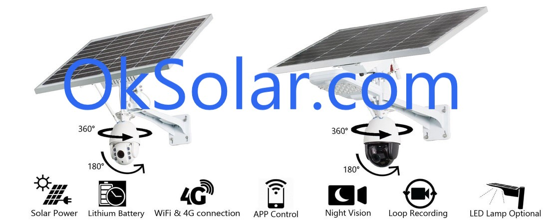 Solar Golf Course Lighting | Solar LED Golf Course Lighting | Solar Golf Course Light with IP Camera | LED Golf Course Lighting | Golf Course Lighting | Wireless Control Solar Power Supply wifi 4g
