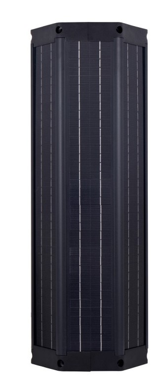 Cylindrical Solar Panels 60 Watts