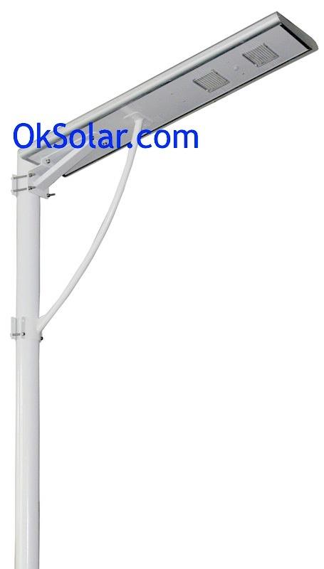Offshore Oil & Gas Platform Solar Lights