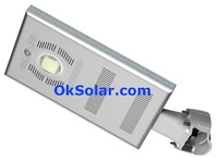 Disaster Relief Solar Lighting Self Contained