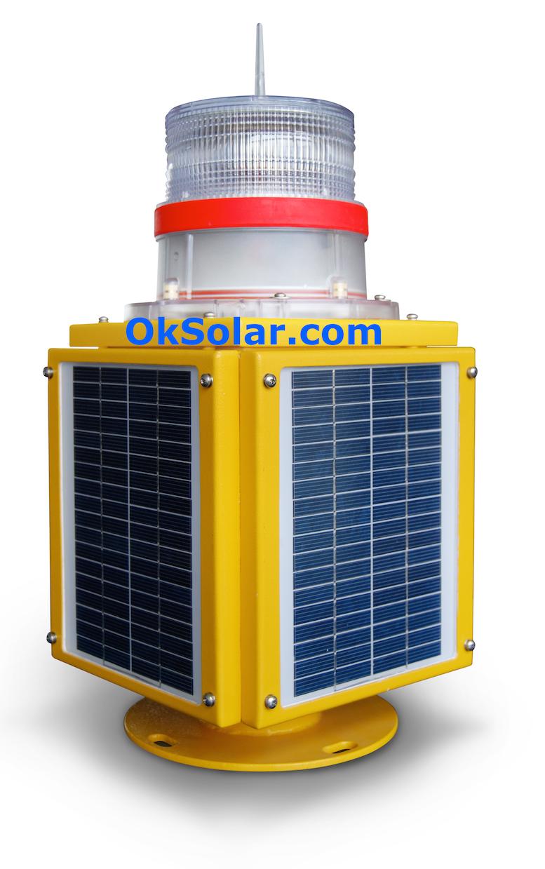 Marine Lantern LED Solar Powered