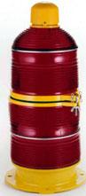 Flashing Red Beacon L-864
