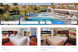 Direct Booking Engine