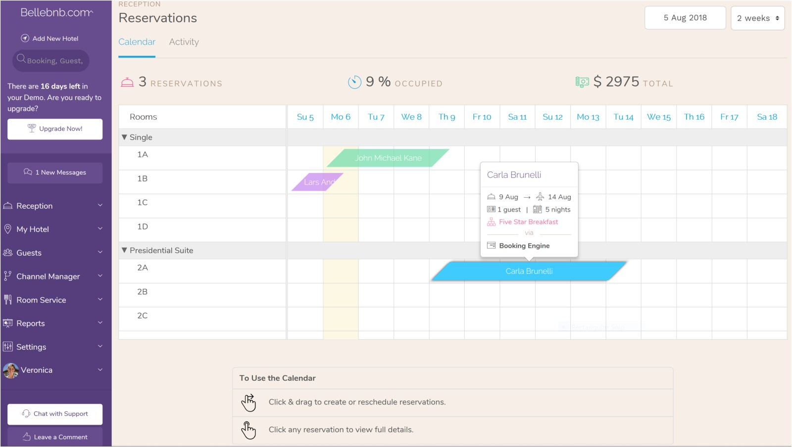 Hotel Management Software in the Cloud
