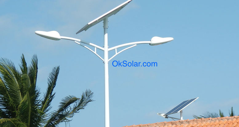 Solar LED Street Light, Solar Parking lot light, perimeter security lighting, Solar Light Security Fence Smart Human Sensor, school parking lot lighting, parking lot lighting, solar school parking lot lighting, Solar Powered Parking Lot Lights
