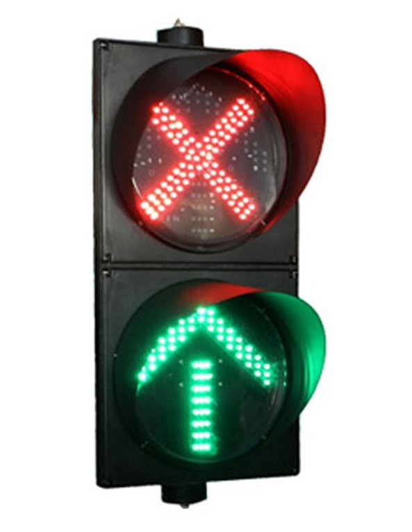 traffic parts, LED Cross-Arrow Signs LED Cross Arrow Signs, toll station, tunnel or driveway.
