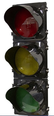 Traffic Lights 120VAC or 230 VAC