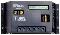 Charge Controller PR2020, 20A with LCD, 12/24V